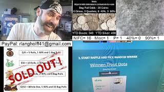🔴wednesdayand39s Half Dollar Hunt Live Stream