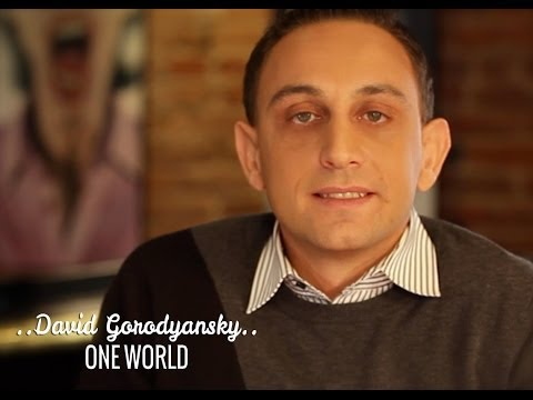 ONE WORLD: David Gorodyansky & Deepak Chopra