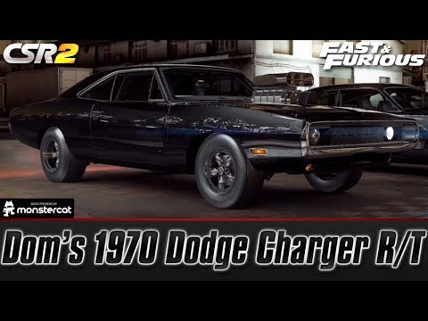 CSR Racing 2: Dom's 1970 Dodge Charger R/T | Fast & Furious (Final Event)