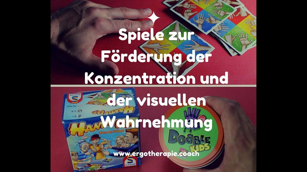 Spiele Konzentration