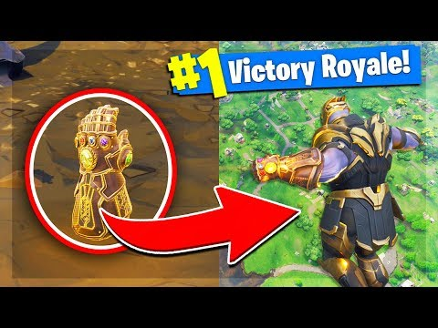 how to play thanos game mode