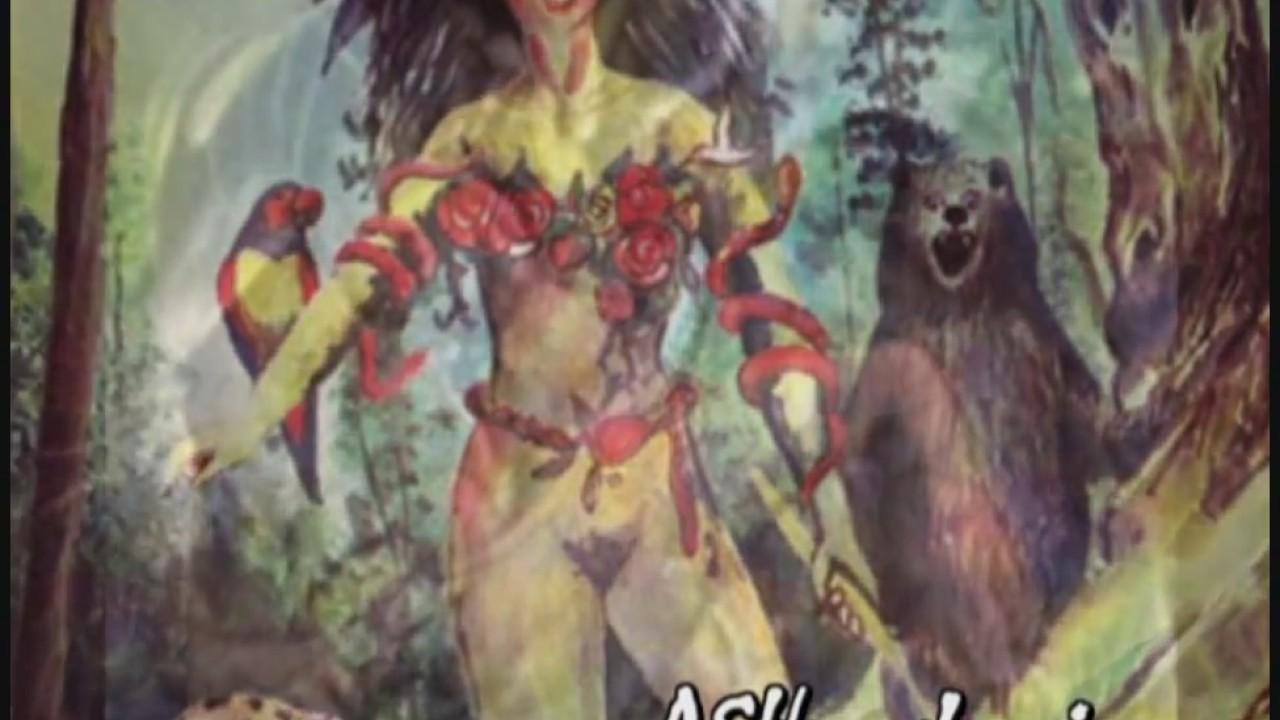 Mitos y Leyendas de Colombia 4/? -Madre monte- (loquendo) - YouTube