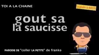 PARODIE 974 - coller la petite - franko -