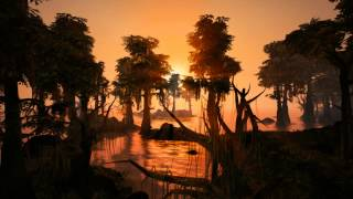 Relaxing Music - Morrowind Theme [HQ]