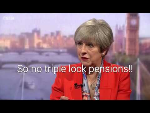 WATCH: Theresa May car crash interview on #Marr