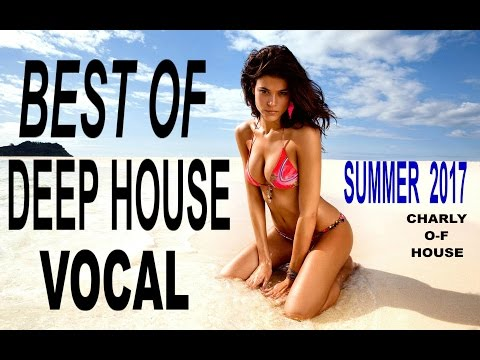 Deep House Vocal🌴Tropical Mix Summer🌴Ibiza Deep 2017 | Musica para tiendas.