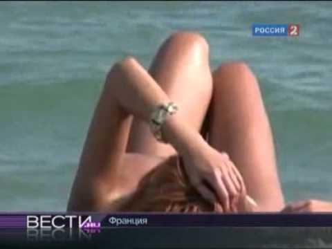 Порно на пляже. Голые девушки на пляже.