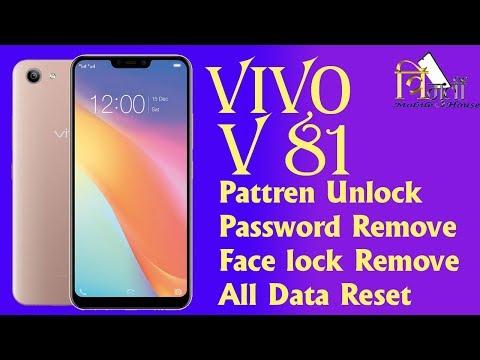 Repeat VIVO Y81 Remove Pattren Lock,FRP,Engineering test all