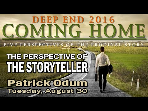 DEEP END Patrick Odum   PRODIGAL STORY FROM THE PERSPECTIVE OF THE STORYTELLER   2016_0830