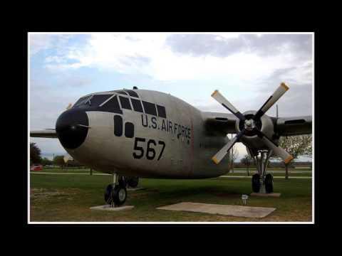 Fairchild C 119 Flying Boxcar - YouTube