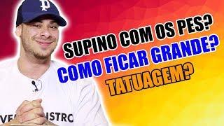 PERGUNTE AO MONSTRO #4 - COMO FICAR GRANDE? - LEO STRONDA