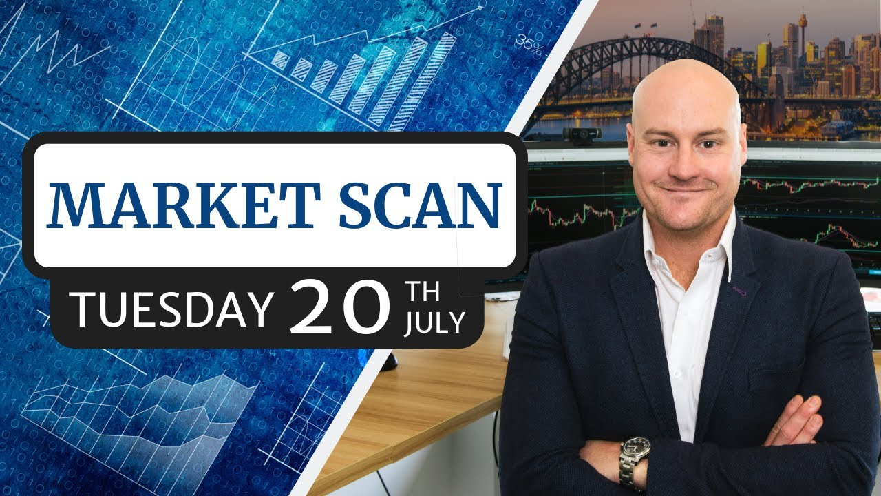 Cryptocurrency Market Scan   Tuesday 20th July (2021)