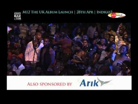Cokobar presents - MI2 The UK Album Launch 28th April 2011