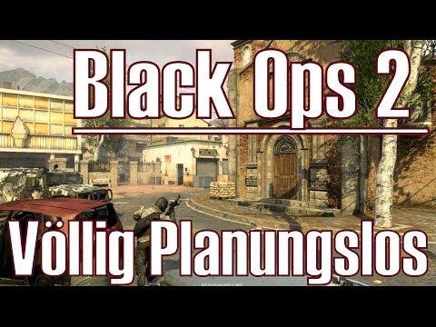 Black Ops 2 ★ Völlig Planungslos ★ Messer Action [Deutsch/HD]