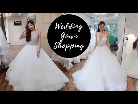 February Vlog | Wedding Dress Shopping