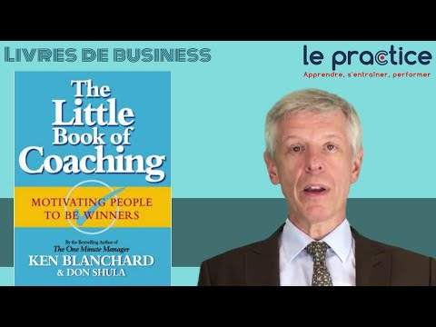 Meilleurs livres business - little book of coaching