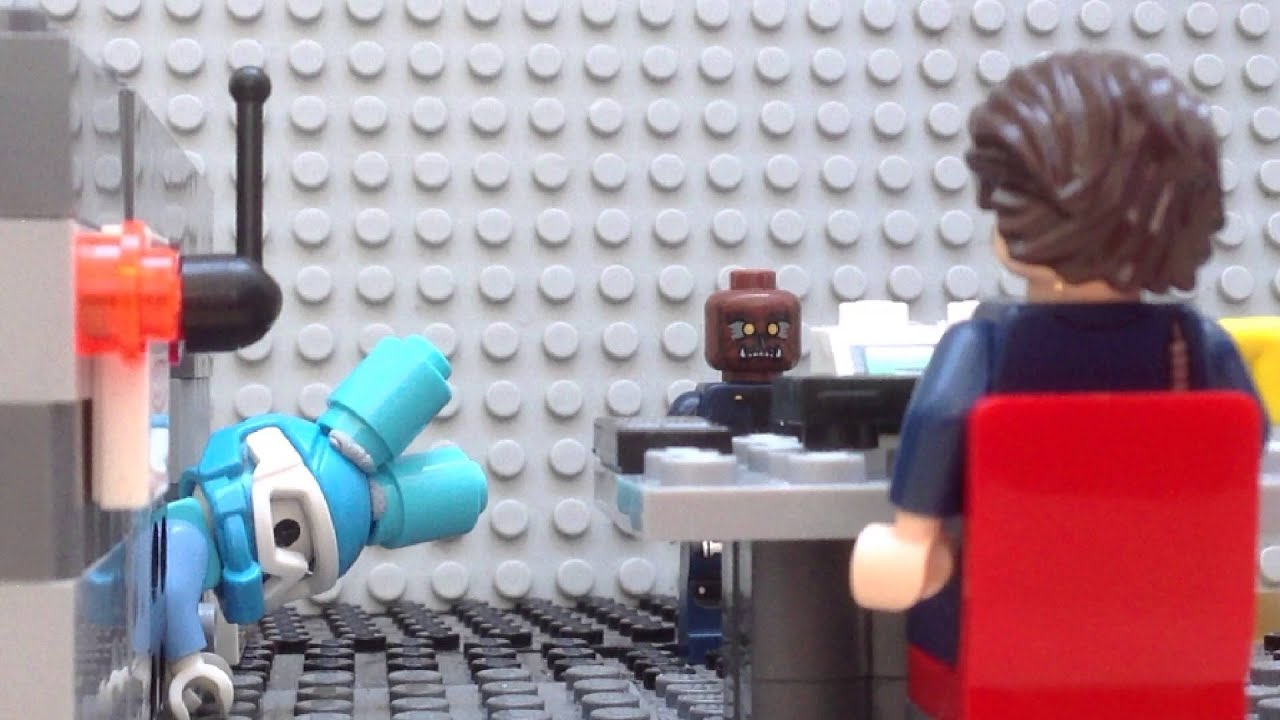 Lego five nights at freddys part 1 youtube
