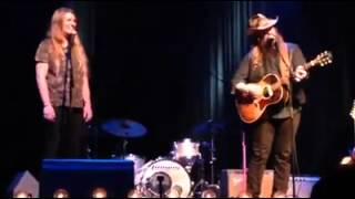 Drink A Beer -Chris Stapleton - acoustic
