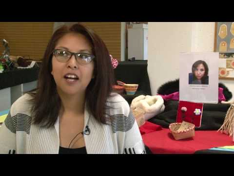 Native Arts and Culture Program Student Testimonial - Charlene