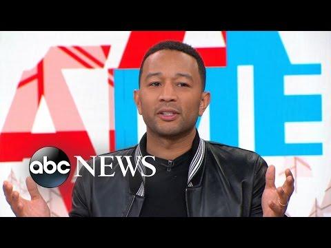John Legend Interview On Darkness And Light, La La Land