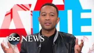 John Legend Interview on Darkness and Light, La La Land