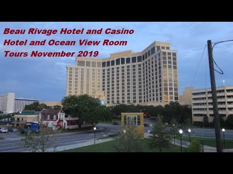 Beau Rivage Hotel And Casino Ocean View Room And Hotel Tour