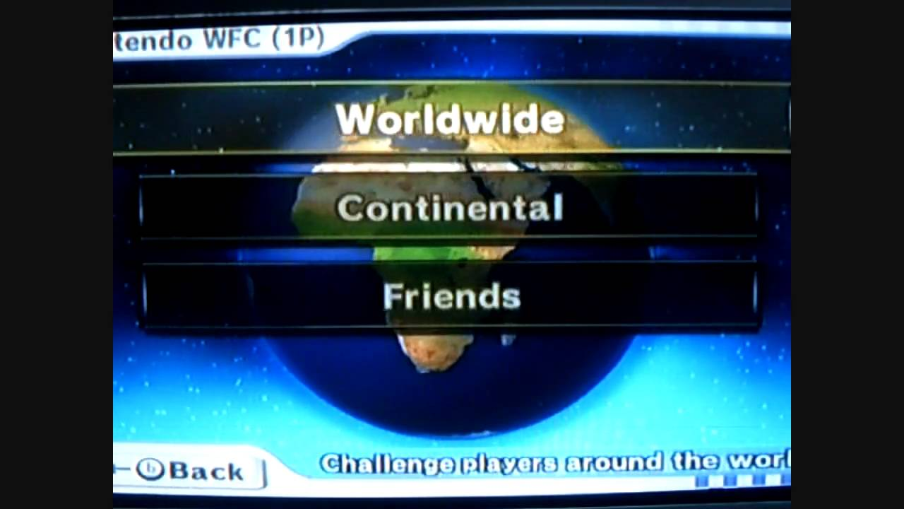 play mario kart wii online with friends