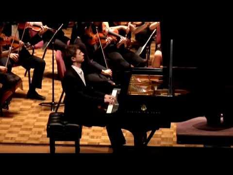 [3 of 4] Chopin Concerto in E minor - II. Romance: Larghetto (Elisha Nuchi, piano)