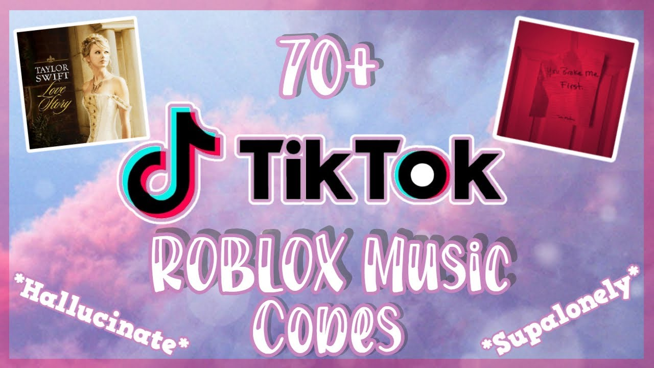 Pin on ;0   Tiktok Songs 2021 Roblox Id
