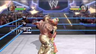 WWE All Stars - PS3 Gameplay HD