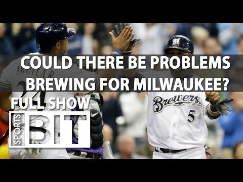Sports BIT | Brewers-Pirates, Dodgers-White Sox & 2017 Titans | Tuesday, July 18