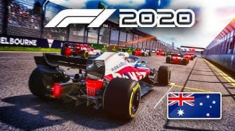 F1 2020 Season Mod - Australian Grand Prix