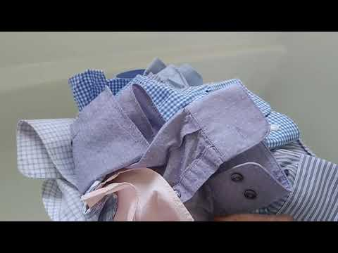 How to clean dress shirts collars and remove dirty collar rings