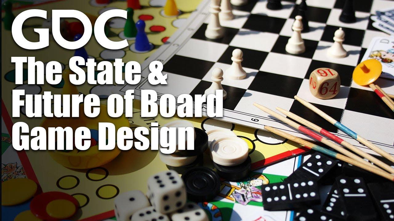 The State Future Of Board Game Design YouTube - Board game design