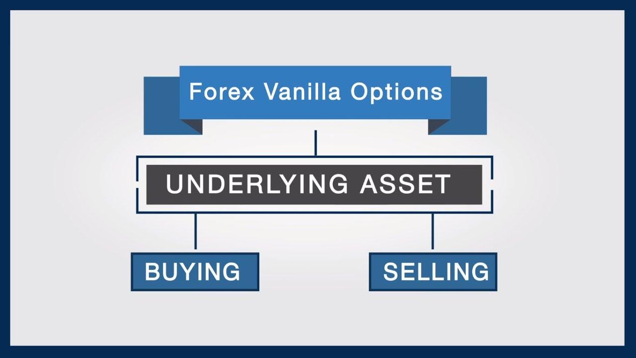 Vanilla options forex