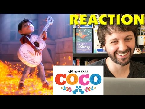Thumbnail: COCO Official US Teaser Trailer REACTION