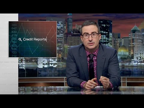 Thumbnail: Credit Reports: Last Week Tonight with John Oliver (HBO)
