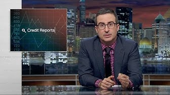 Credit Reports:Last Week Tonight with John Oliver (HBO)