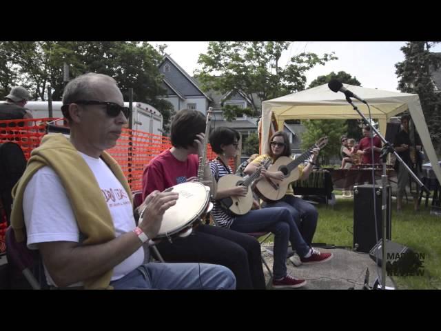 Choro Das 3 at Marquette Waterfront Festival 2013