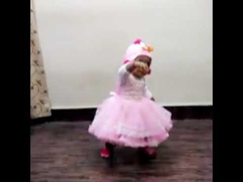 Papa mere papa song ......... Little girl dance .....