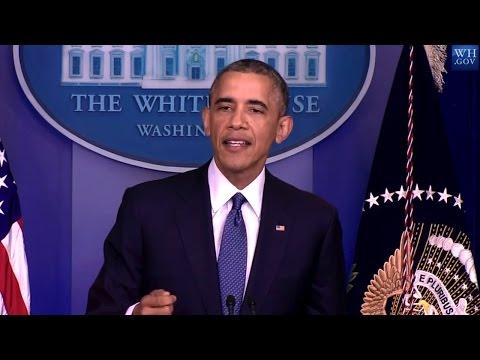 President Obama's Full Press Conference