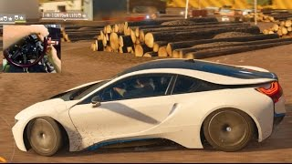 Forza Horizon 3 GoPro BMW i8 Online ROCKSTAR Car Pack Cruise