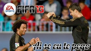 FIFA 13 Celebración: Ai se eu te pego - Tutorial -  Pc/X360 - HD