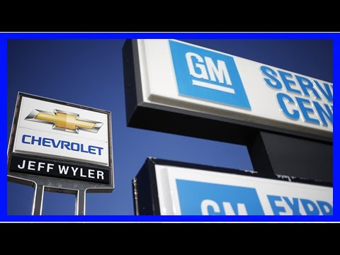 Breaking News | GM earnings are likely to show a profit decline amid flagging sales and higher costs