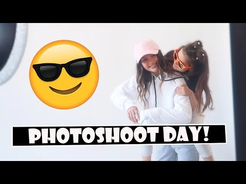 Photoshoot Day 😎 (WK 381.3) | Bratayley