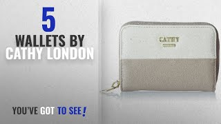 Top 10 Cathy London Wallets 2018 Cathy London Women 39 s Wallet Material- Synthethic Leather