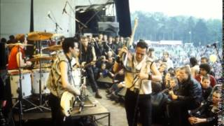 The Clash audio Lochem festival live 1982 soundboard