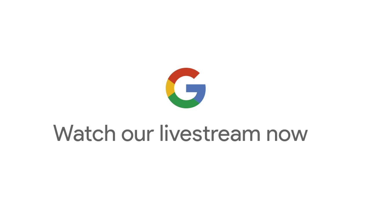 Funny you should ask... - Ask more of your phone. Ask more of your phone. Watch the #madebygoogle livestream now: https://goo.gl/FGX6mp