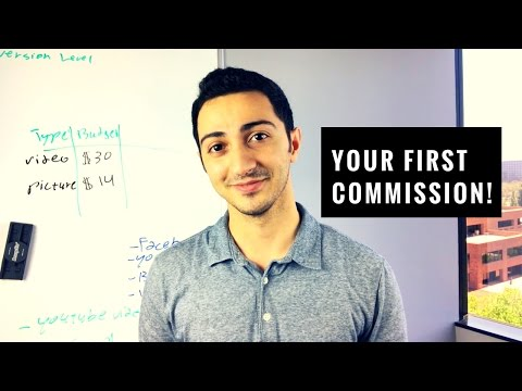 Affiliate Marketing Tips: Do These After Making Your First Commission Online!
