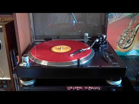 Reggae Instrumental - Various (full compilation album) (old reggae) (red vinyl)